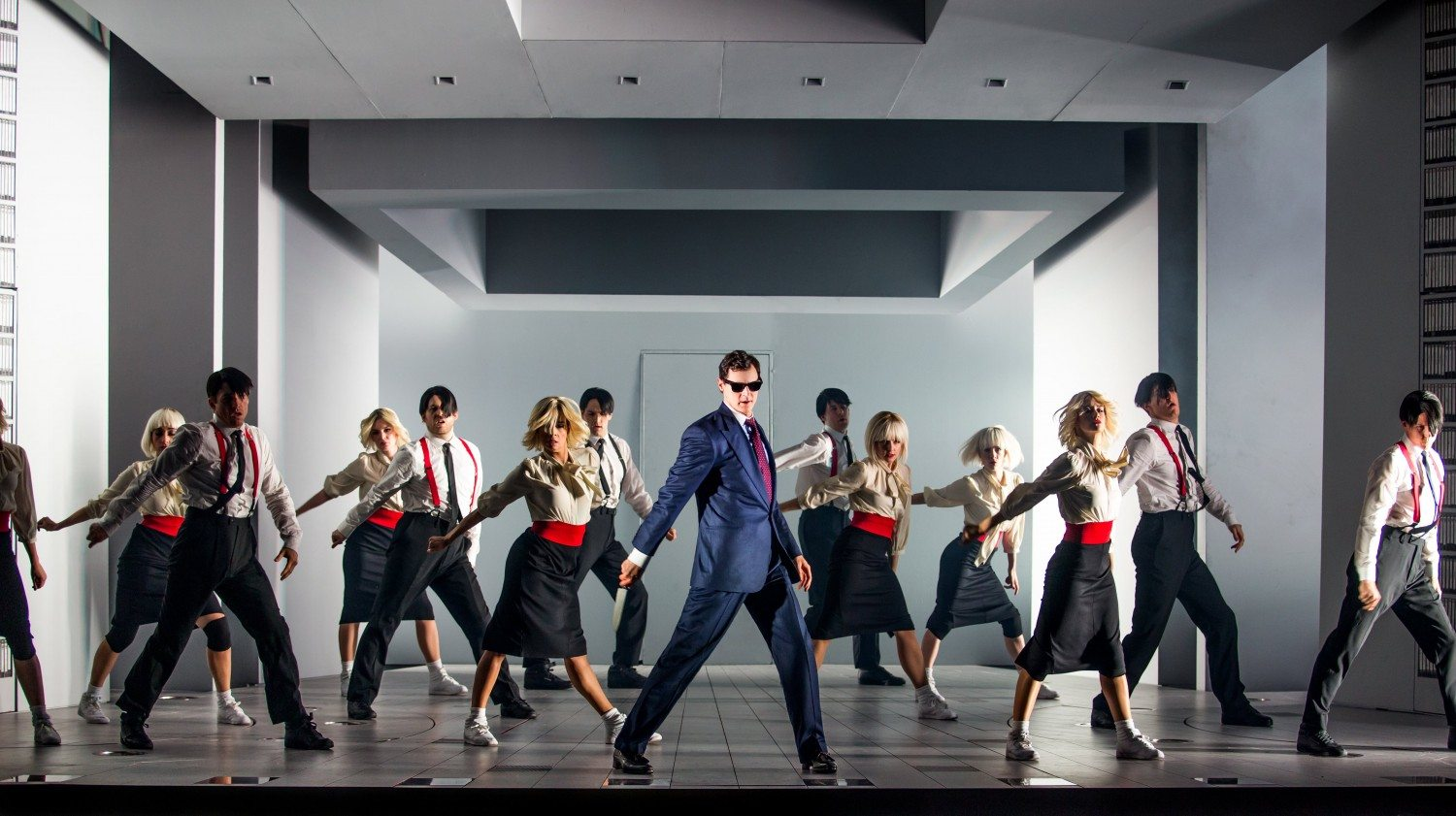 """8 Reasons To See """"American Psycho"""" Before It Closes On Broadway"""