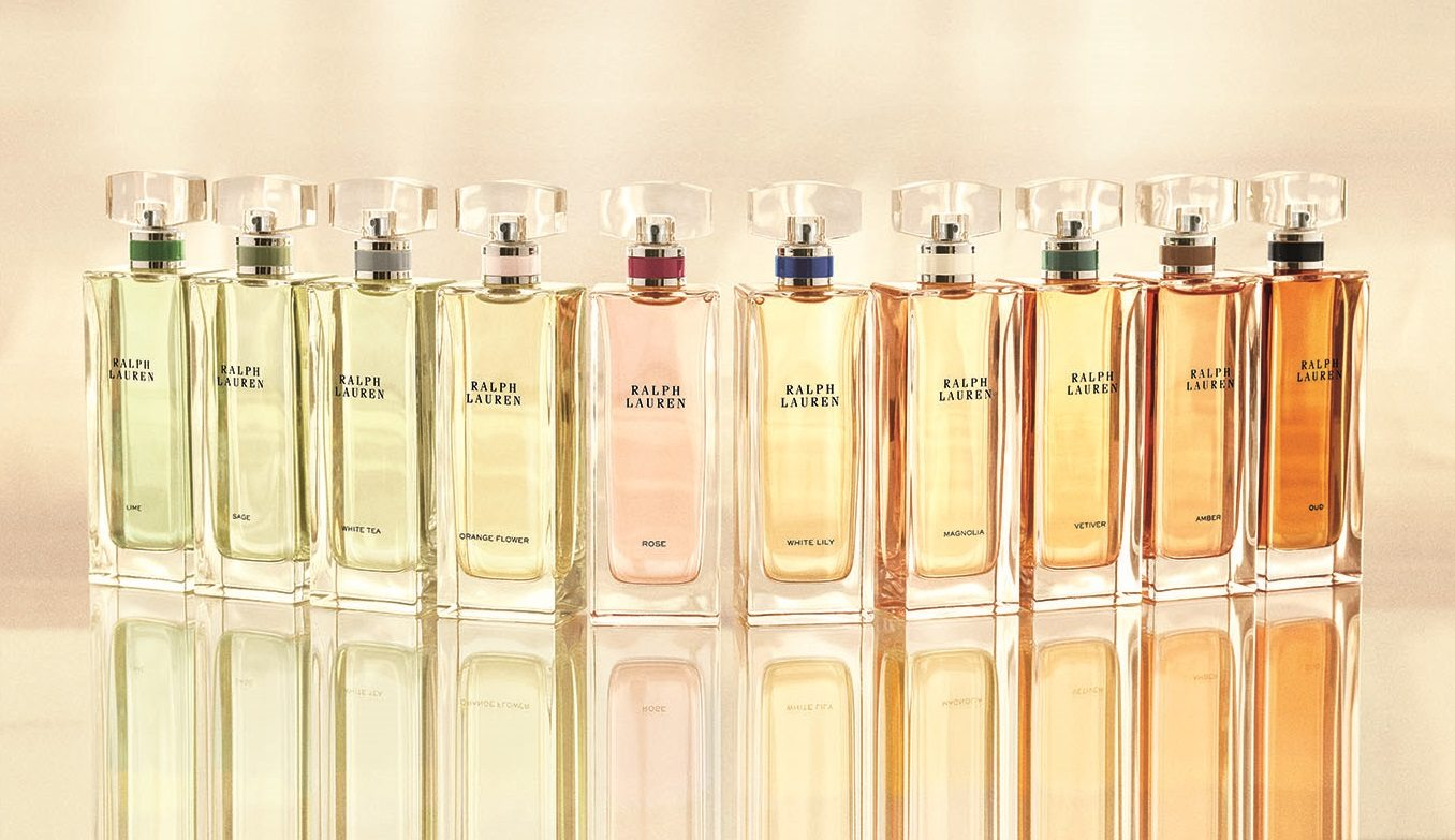 Ralph Lauren Debuts A New Collection of Fragrances