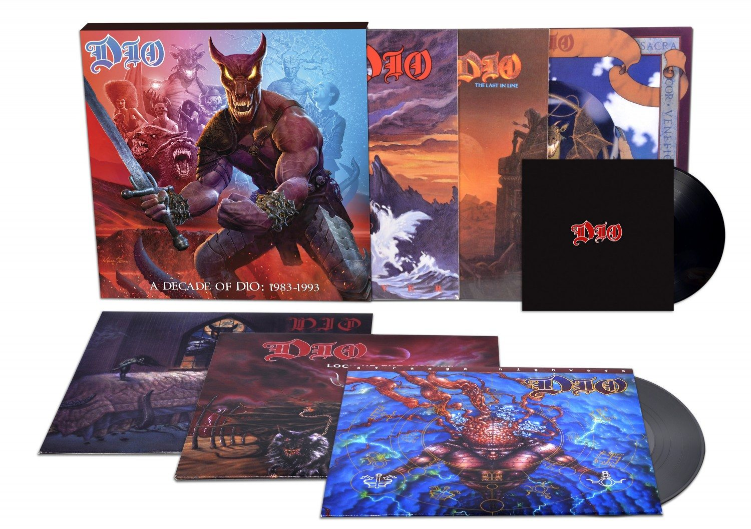 Drummer Simon Wright on the new Dio box set, New York City, Brexit and more