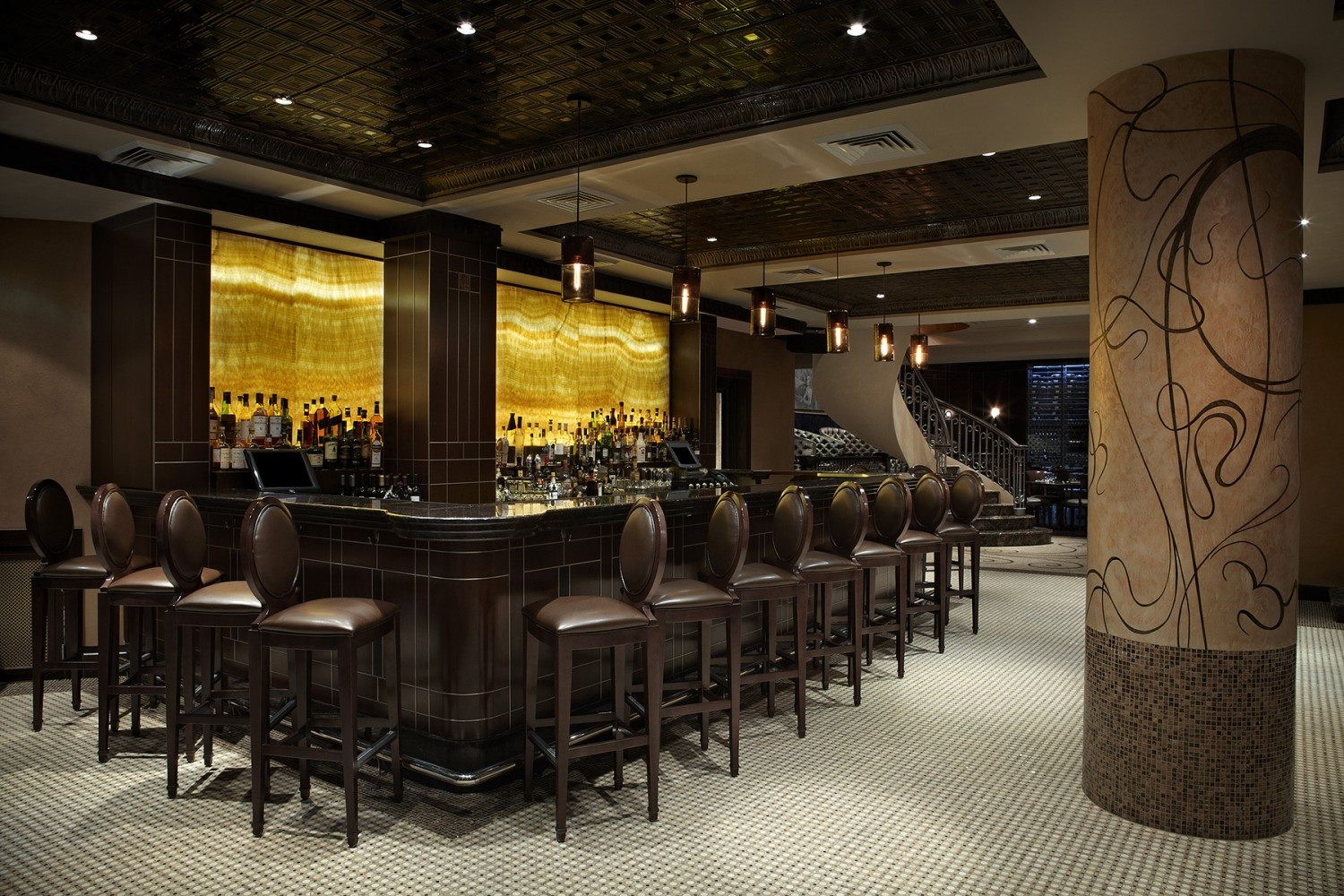 Noir will pay homage to the glamour and sophistication of classic New York, with timeless detailing and décor, upscale lounge, crafted cocktails