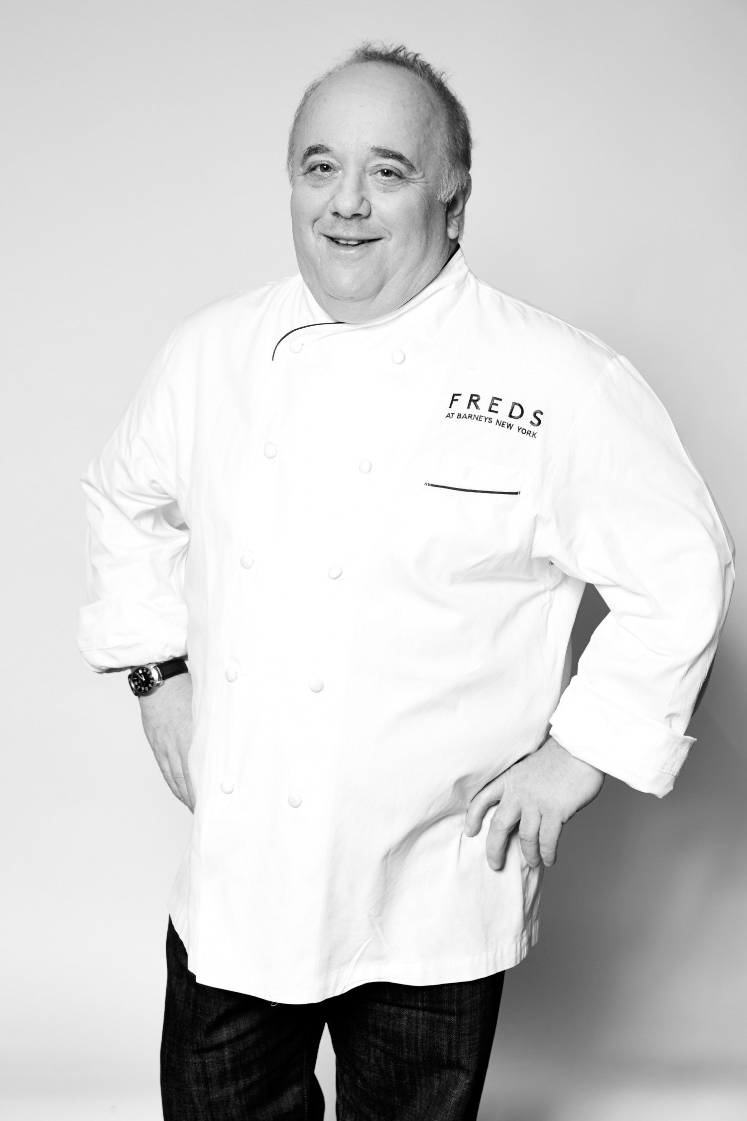 Chef Mark Strausman