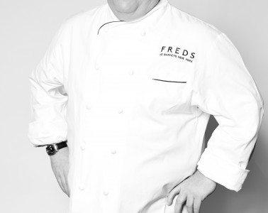 Chef Mark Strausman