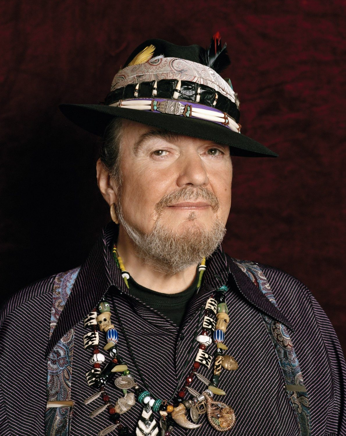 Dr. John to headline Louis Armstrong's Wonderful World Festival on Jul. 16, set for other NYC appearances