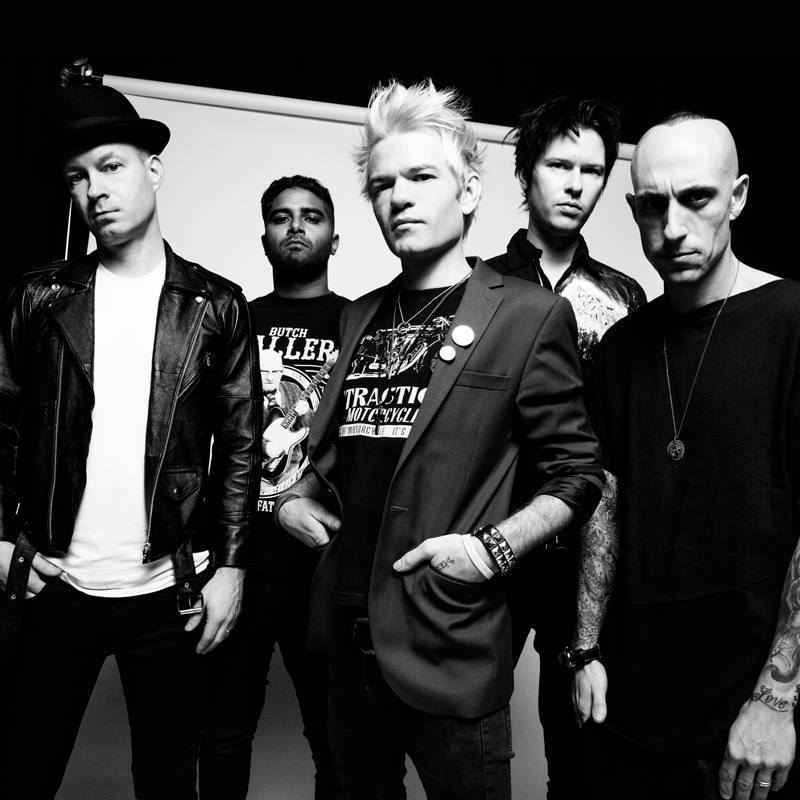 Sum 41 drummer Frank Zummo on the band's upcoming tour, new album and New York City