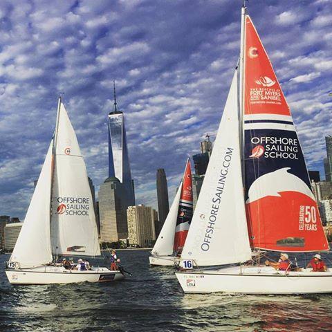 Offshore Sailing School Graduates 140 Junior Sailors