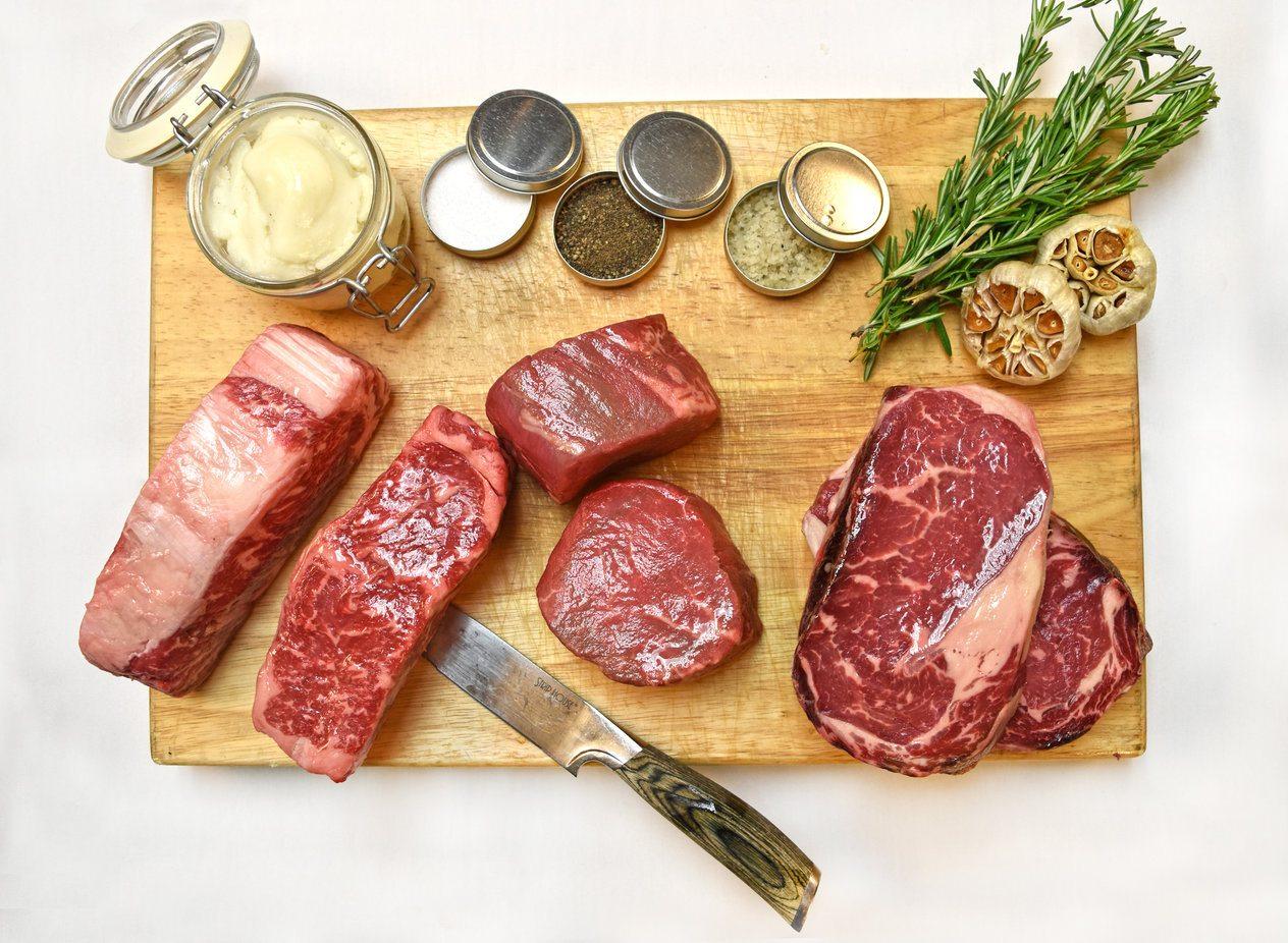 Steak To Go