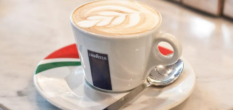Lavazza Café Is Part Of The New Eataly NYC Downtown