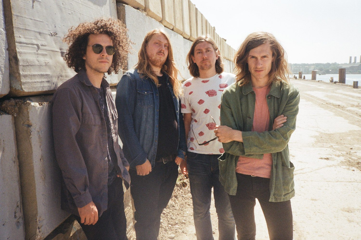 Syd Arthur's Liam Magill on the band's Sept. 27 show at Terminal 5, New York, Harvest Records and more