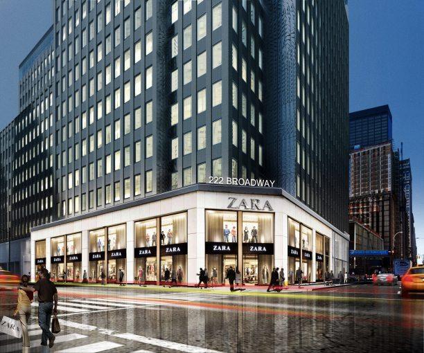 Zara Thrives In Its New Downtown Manhattan Location