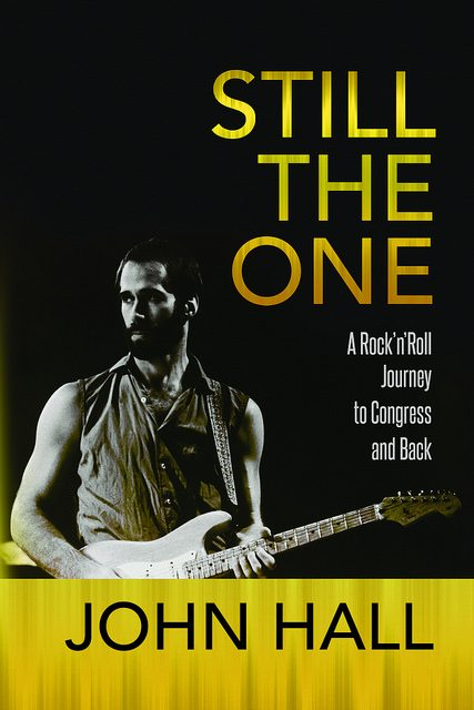 """John Hall on his new book """"Still The One,"""" Orleans, life in New York politics and more"""
