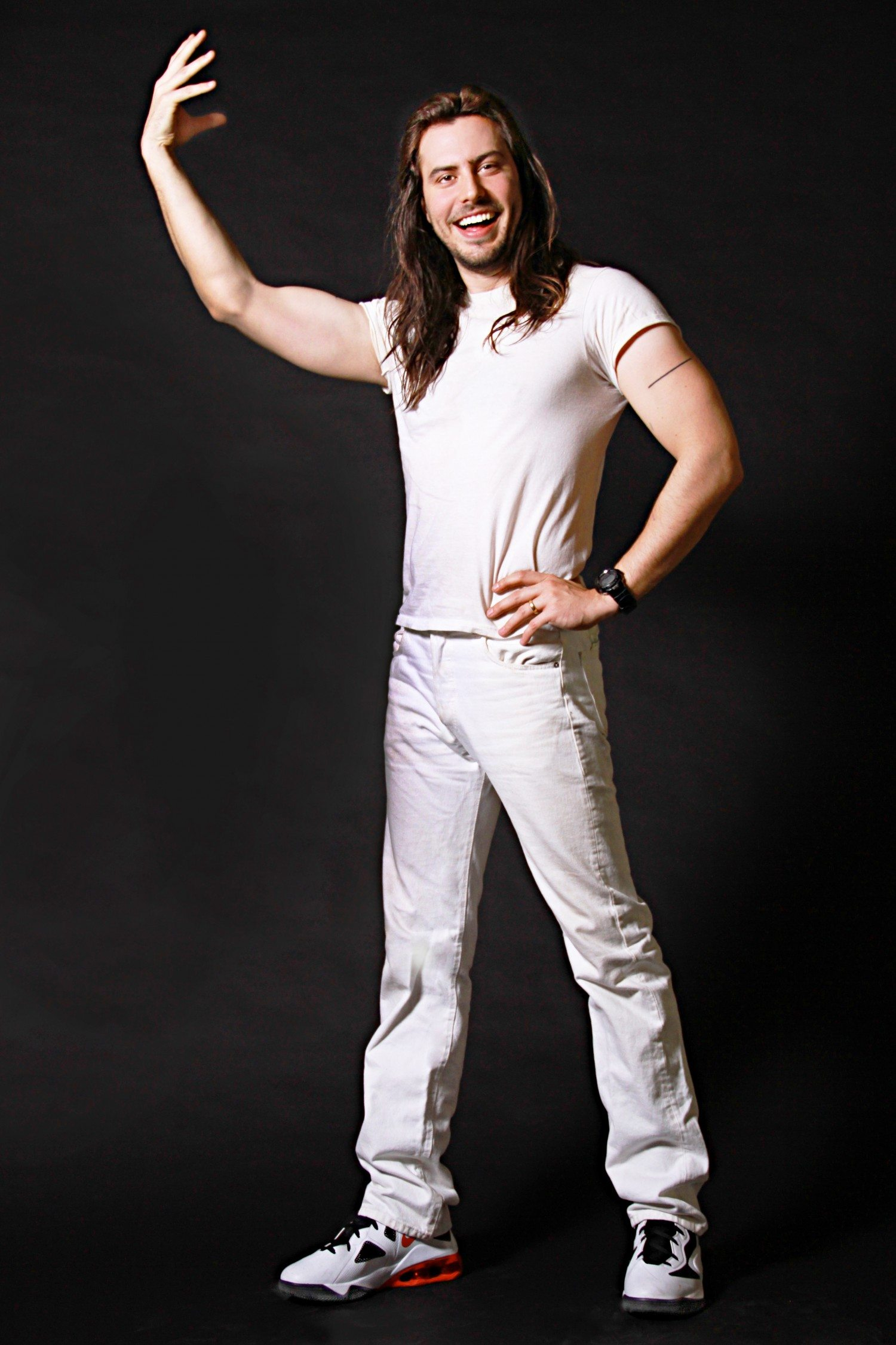 Andrew W.K. / Photo: Ashley Eberbach