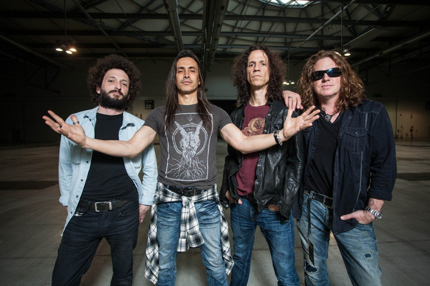 Extreme's Gary Cherone on new DVD, New York City, Van Halen, and more