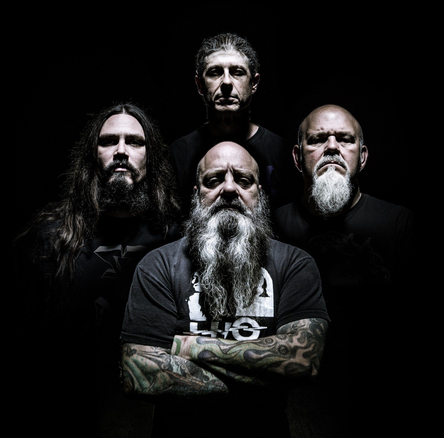 """Crowbar's Kirk Windstein on the band's Sept. 26 show at Saint Vitus, new album """"The Serpent Only Lies,"""" New York and more"""
