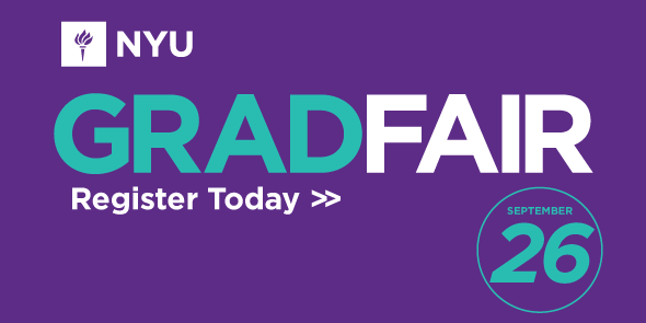 New York University to host NYU Graduate Fair on Sept. 26