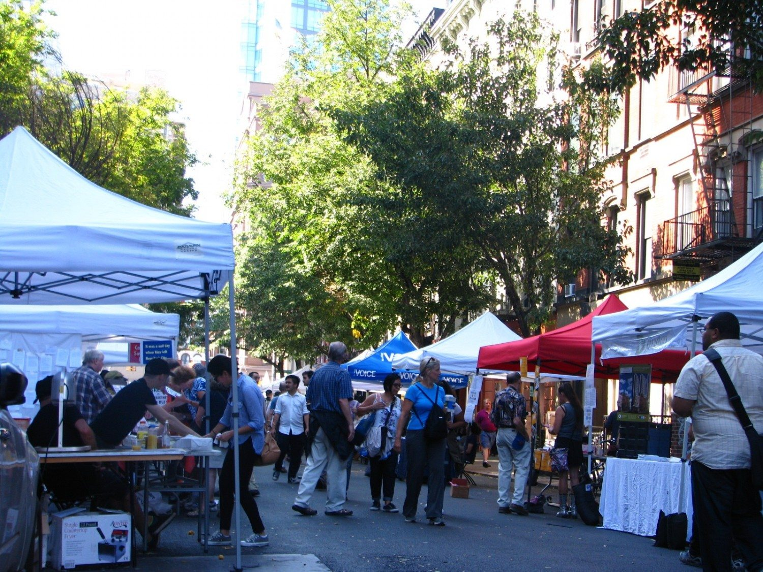 Taste Of The Lower East Side / Photo: Gina Ciliberto