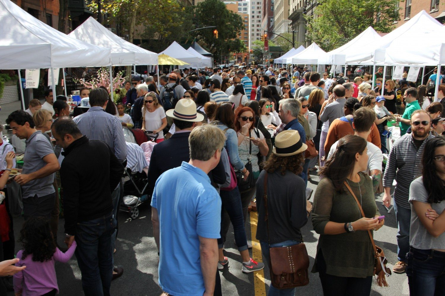 Taste Of Gramercy Neighborhood