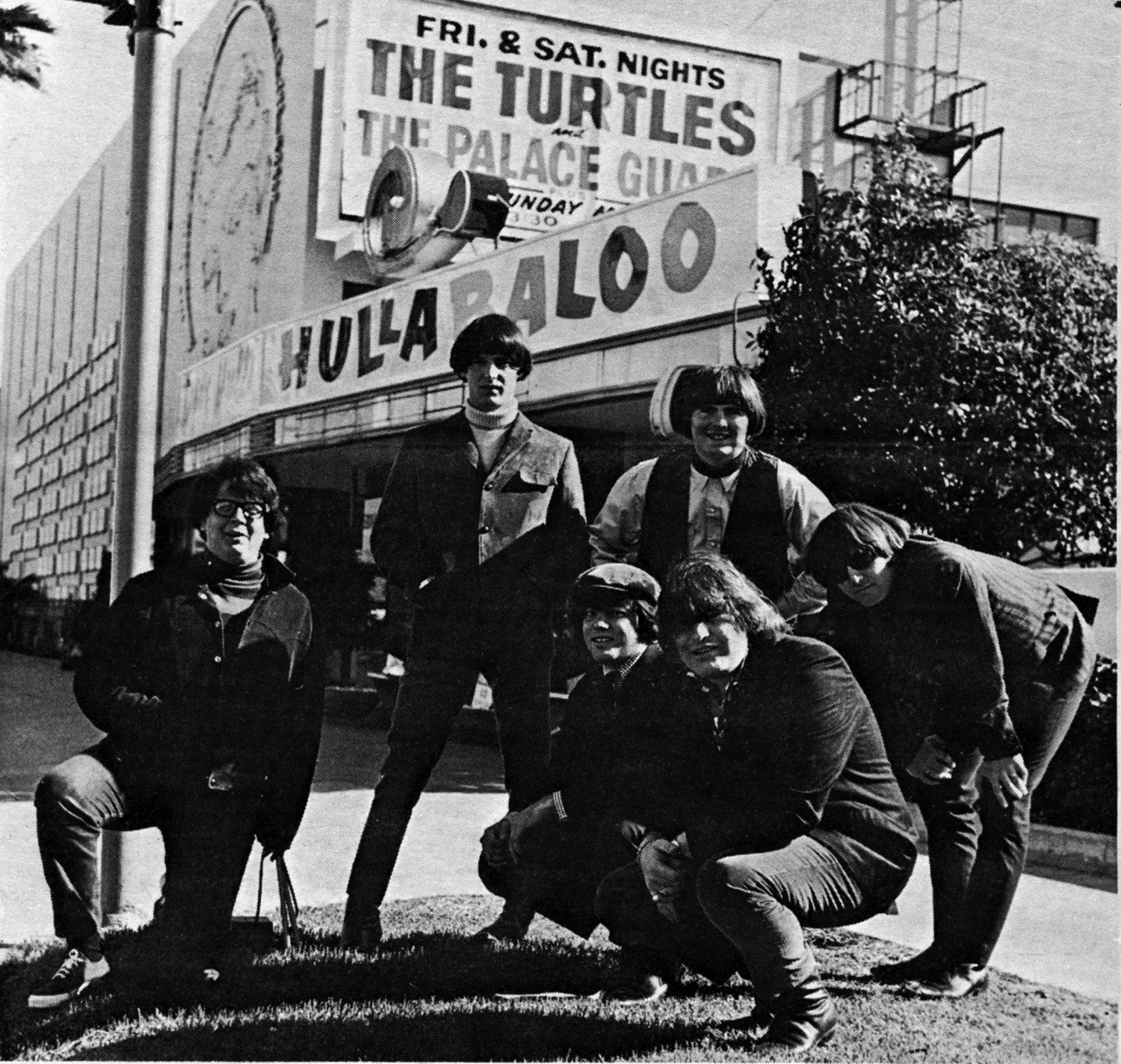 The Turtles, 1966
