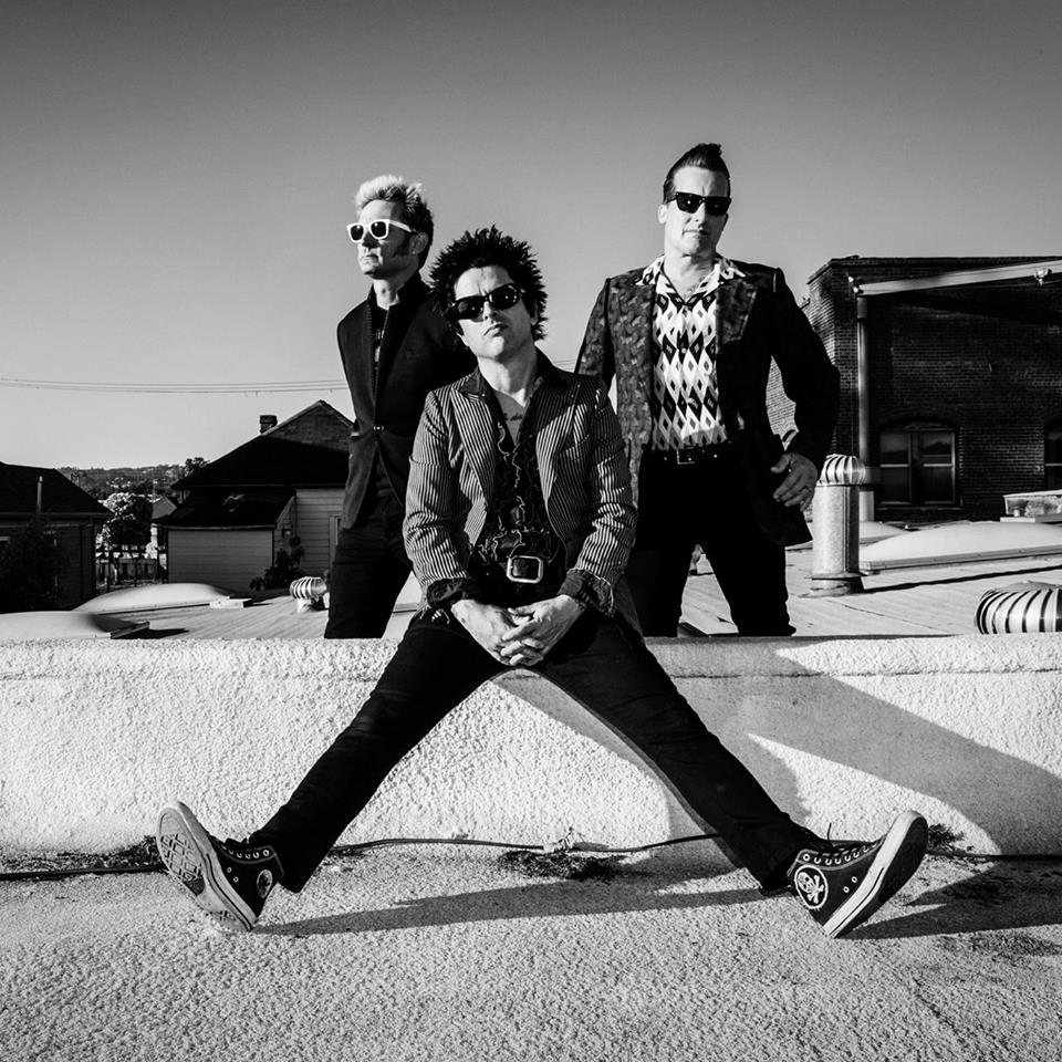 Green Day to return to Webster Hall for an intimate show on Oct. 8