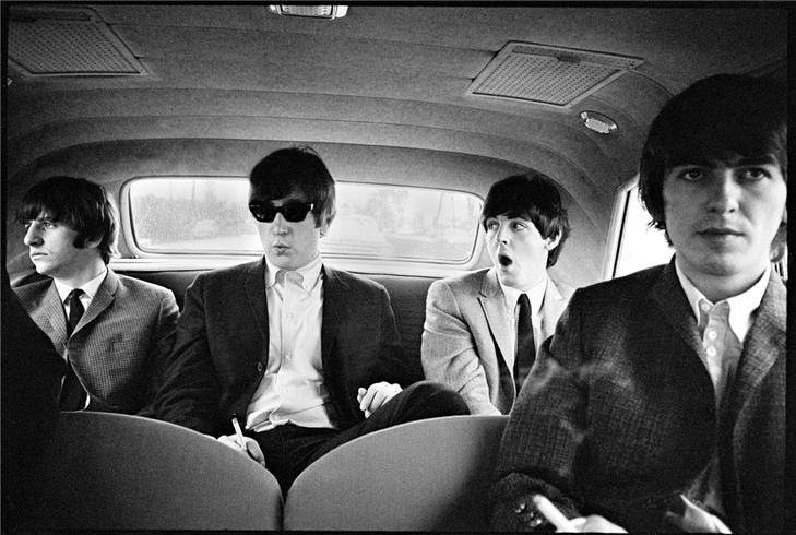 """Morrison Hotel Gallery Presents """"The Beatles in Photographs 1962-1966"""" From Sept. 12 To 19"""