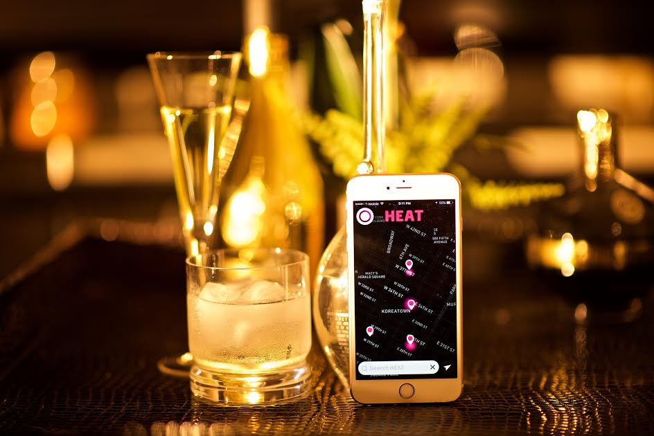 HEAT: An App For Finding Hot Places