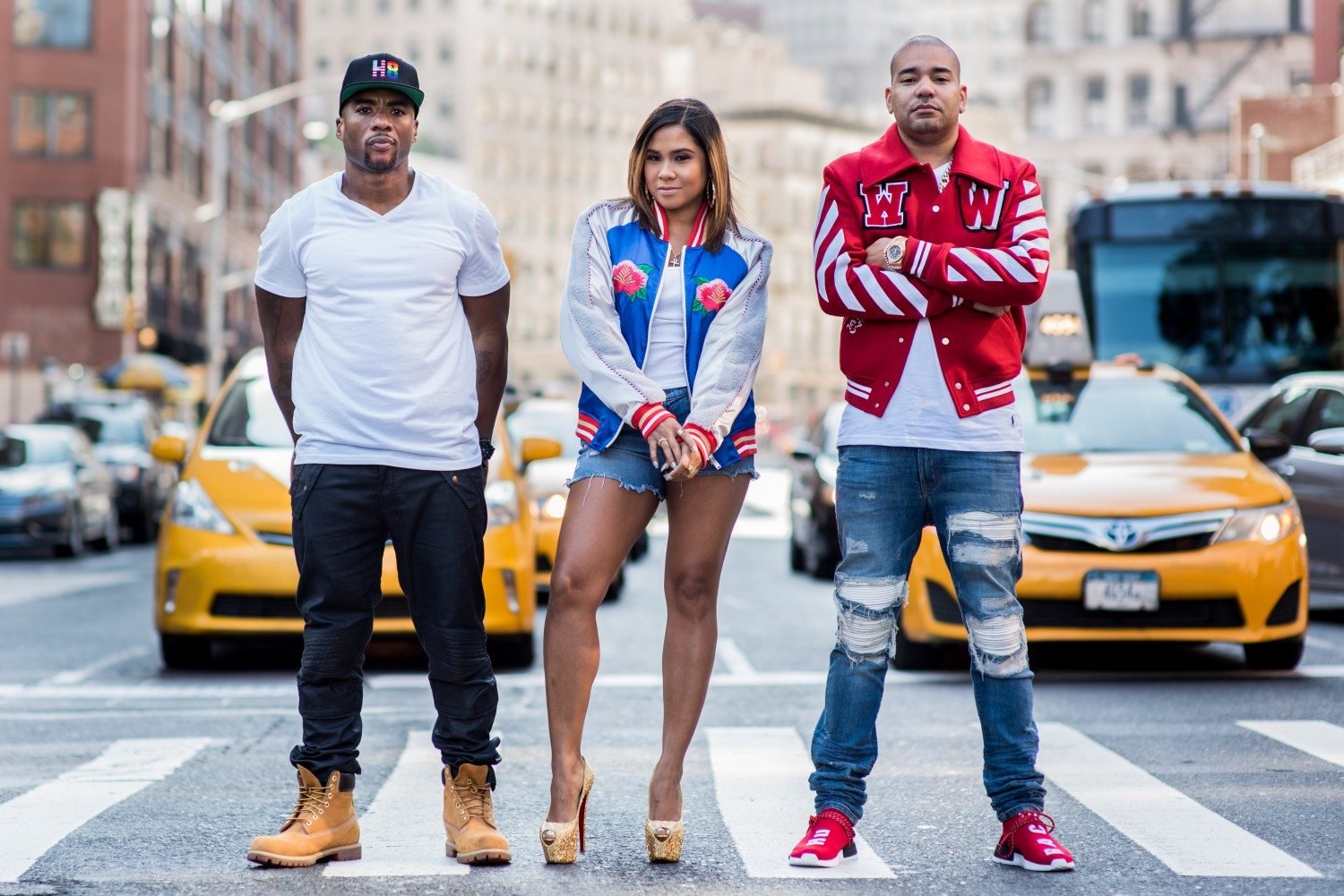 The Breakfast Club's Angela Yee, Charlamagne & DJ Envy on Power 105.1 FM, the Oct. 27 Powerhouse concert & more
