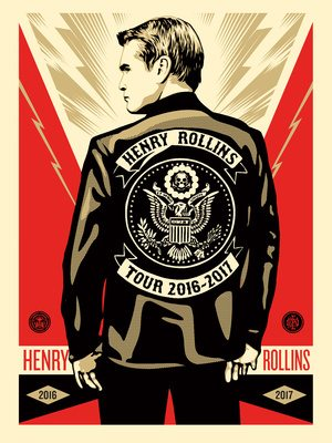 Henry Rollins is ready for his Oct. 25 gig at the Gramercy Theatre, talks New York and more