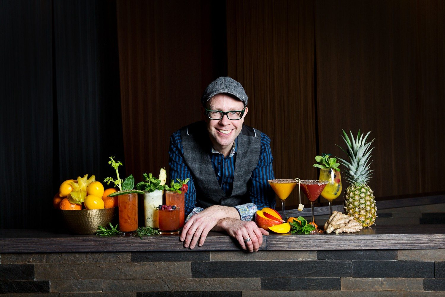 Adam Seger_Master Bartender, Corporate Sommelier_iPic Entertainment