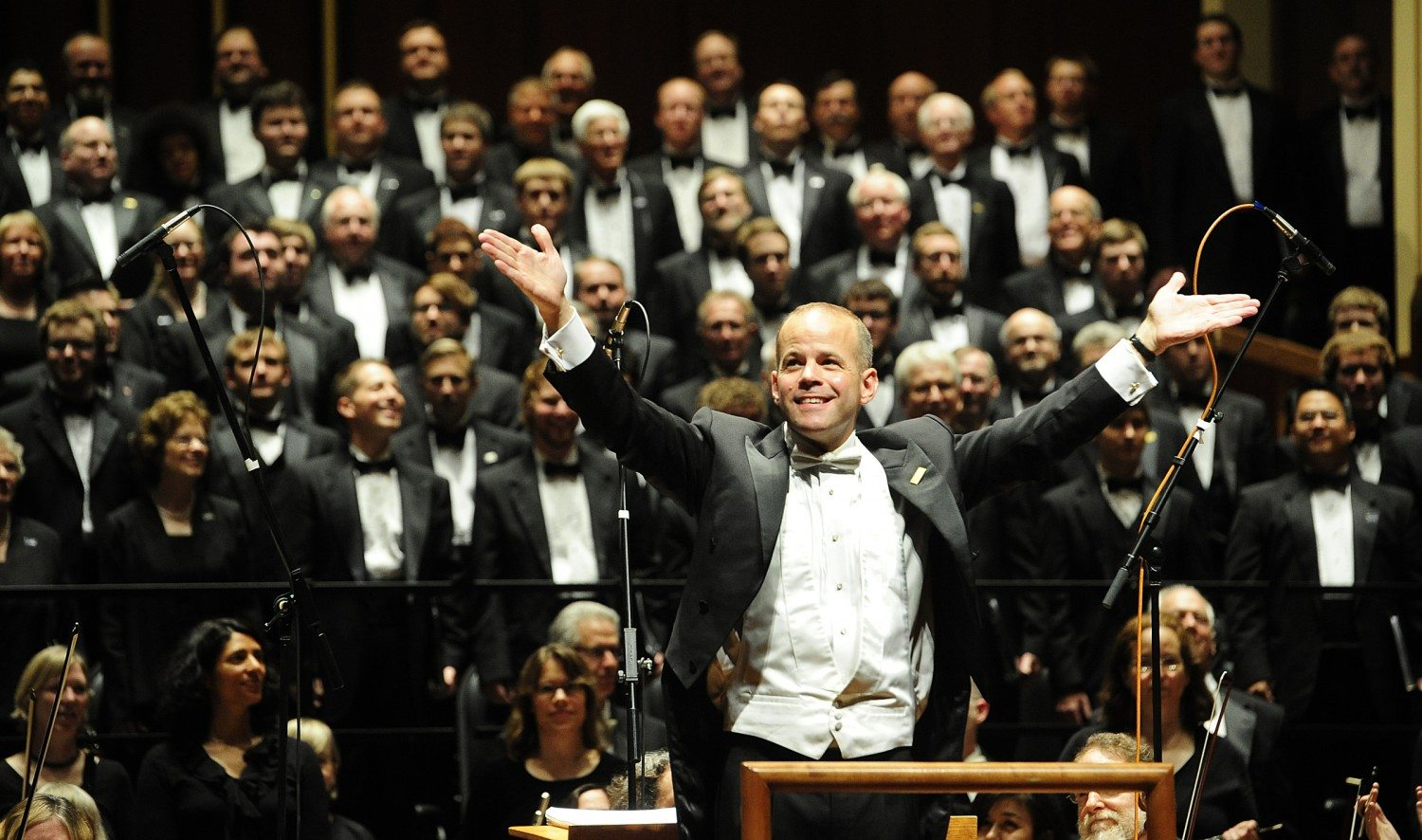 Eric Stark on the Indianapolis Symphonic Choir's Oct. 16 performance at Carnegie Hall, New York City, Indiana and more