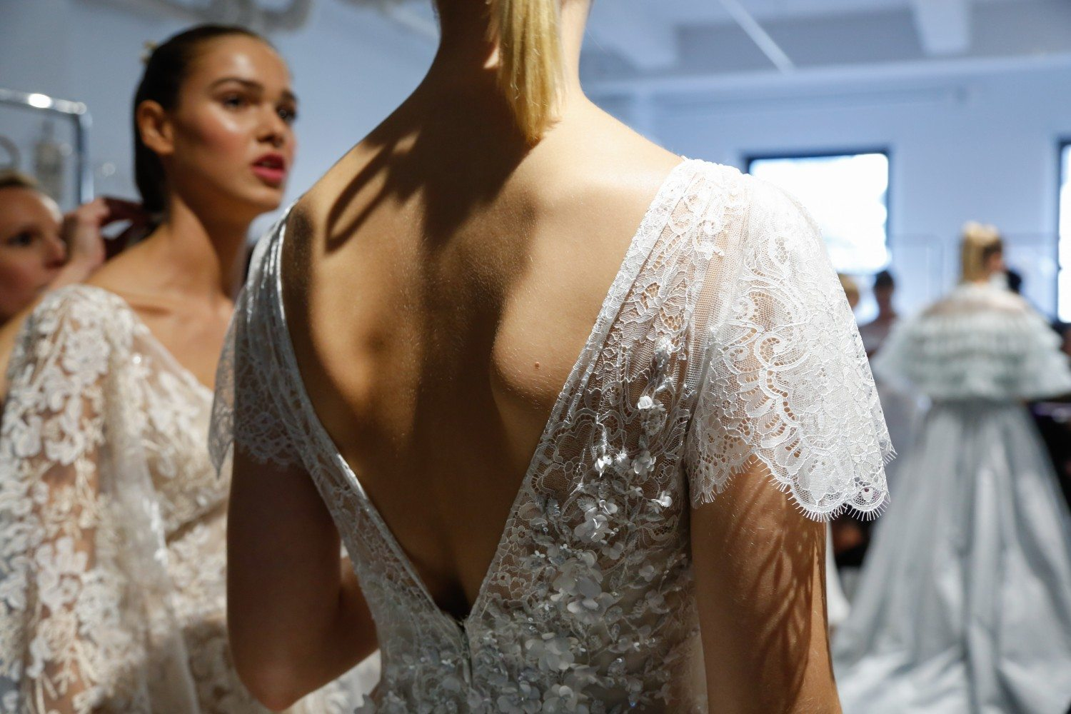 3 designers to watch from this week's International Bridal Show