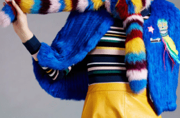 Bright & Furry - Luxury Colorful Fur Jackets