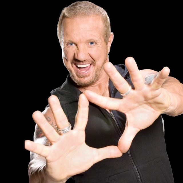 Diamond Dallas Page on his Oct. 16 DDP YOGA workshop, his favorite New York City healthy eats, and more