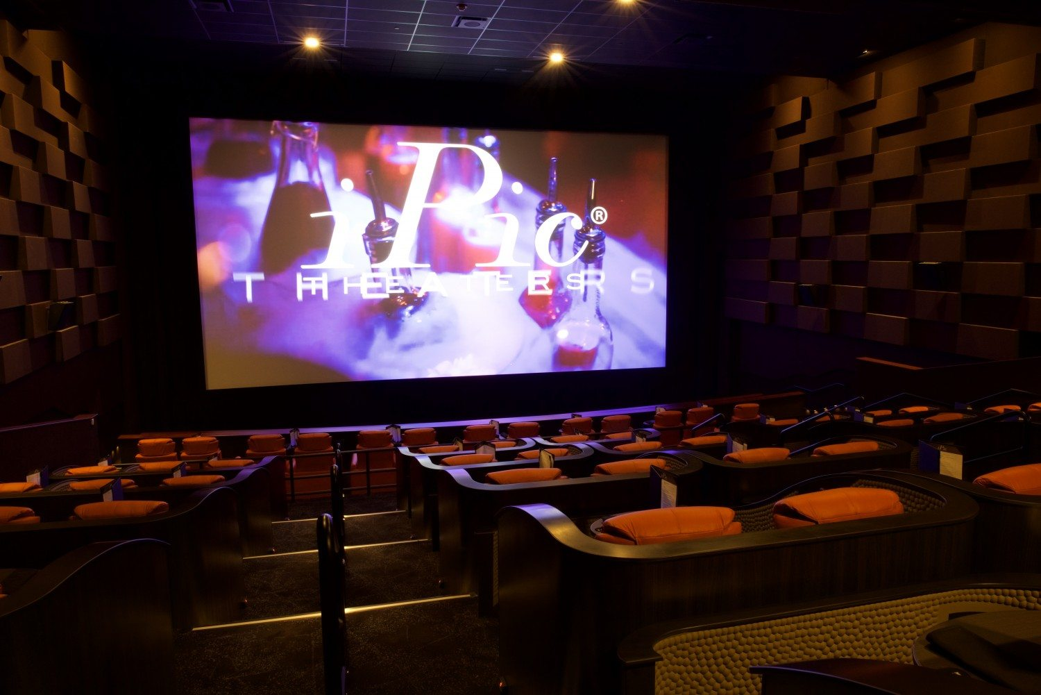 Ipic Nyc Is Now Open In The South Street Seaport