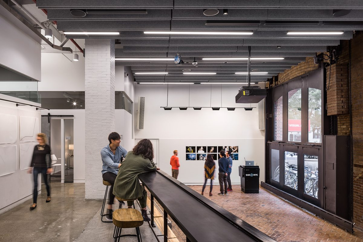 The School of Visual Arts launches new state of the art space, to hold public events on Oct. 30 & Nov. 12