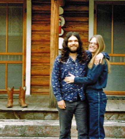 Gary & Dale Rossington, 1982 - Photo: Mary Rossington
