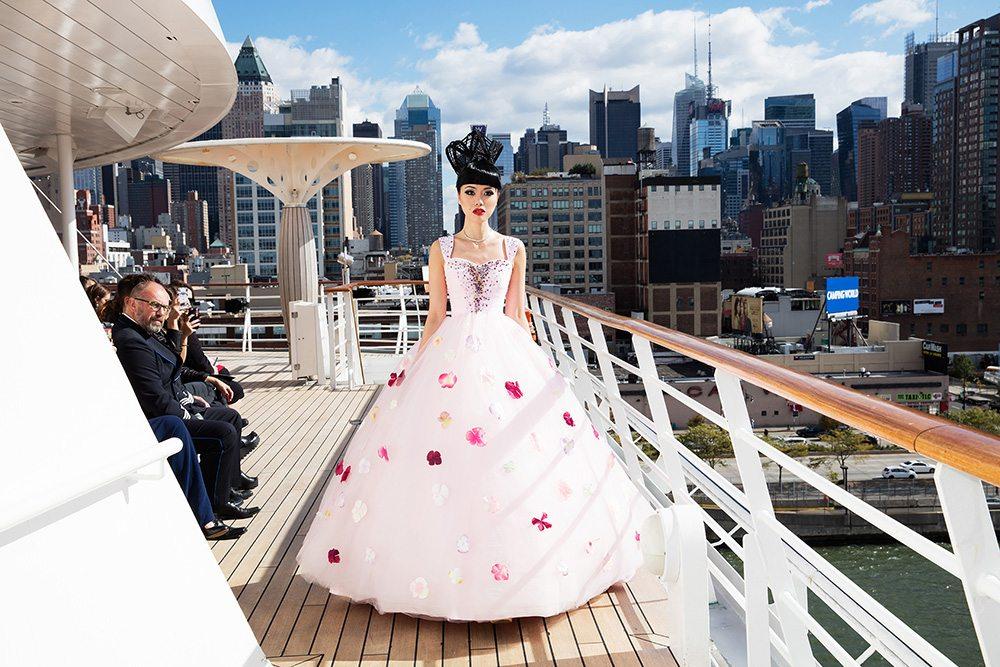 Red Market Salon's David Cotteblanche talks Jessica Minh Anh, fashion trends & more