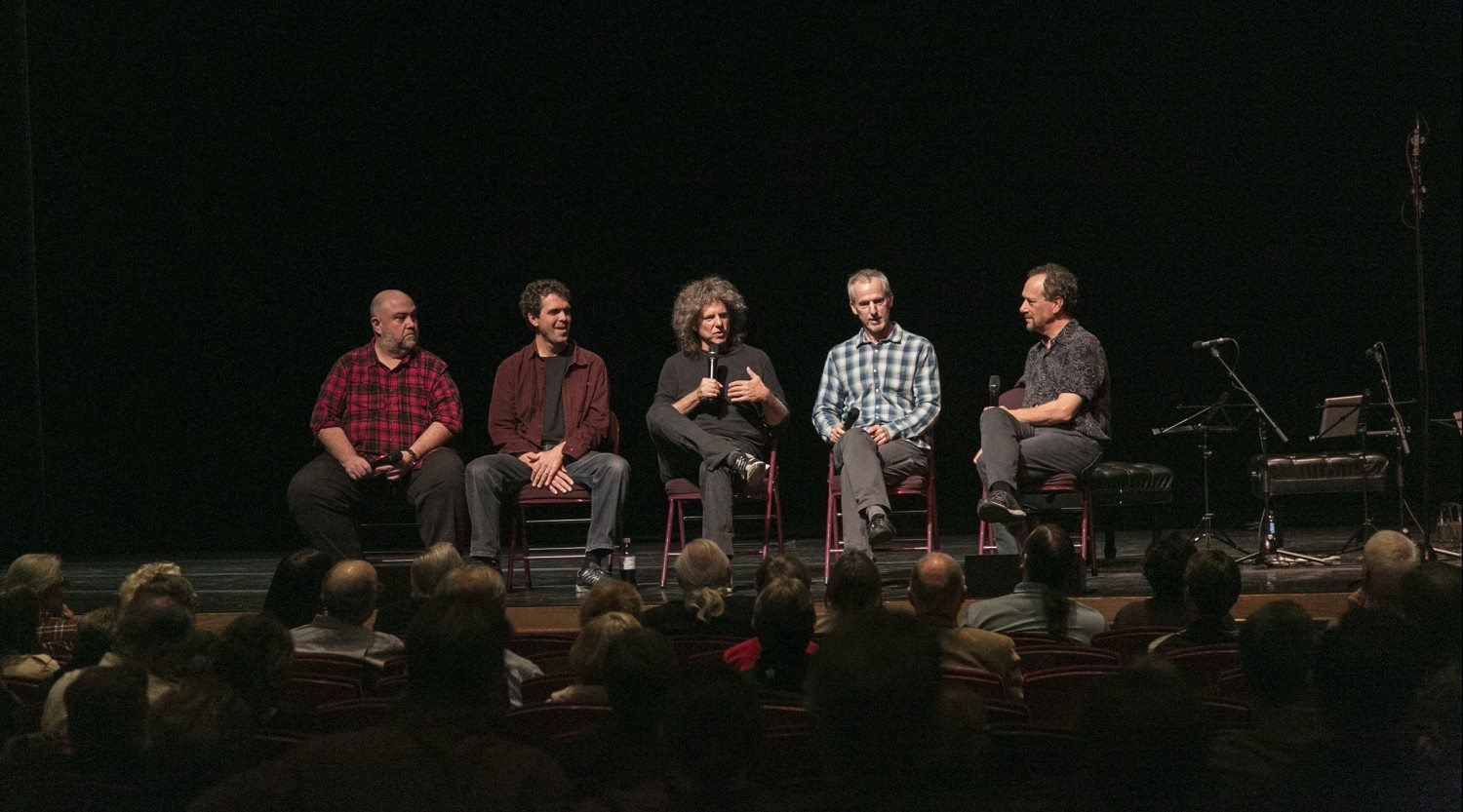 The Los Angeles Guitar Quartet talks to Downtown about its Nov. 5 show at the 92Y