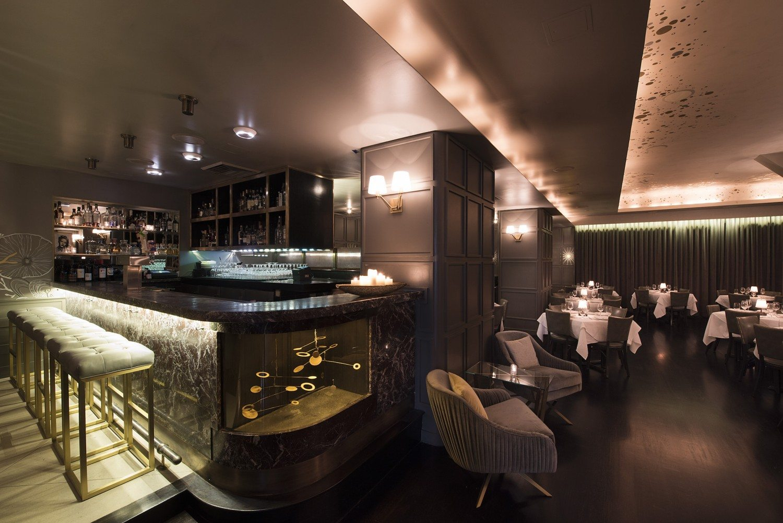 Chef Adam Raksin, Rachid Abdelouahad & Ashley Beudeker on the excellent Manhattan restaurant Metropolis