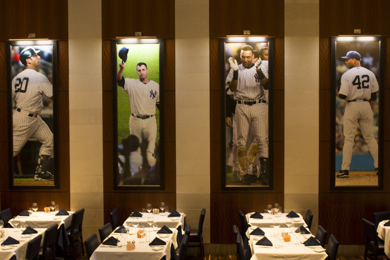 New York Yankees Steakhouse
