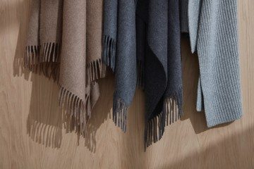 Scarves from Cashmere Cabin