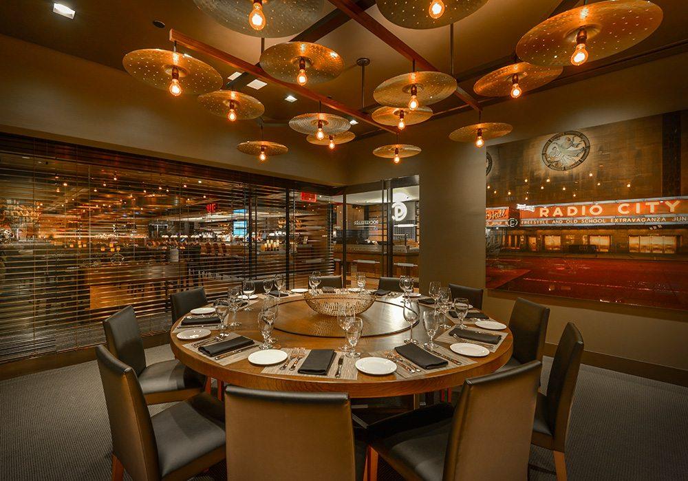 Ocean Prime New York's Rockefeller Room