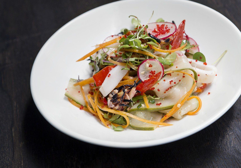 Squid Salad