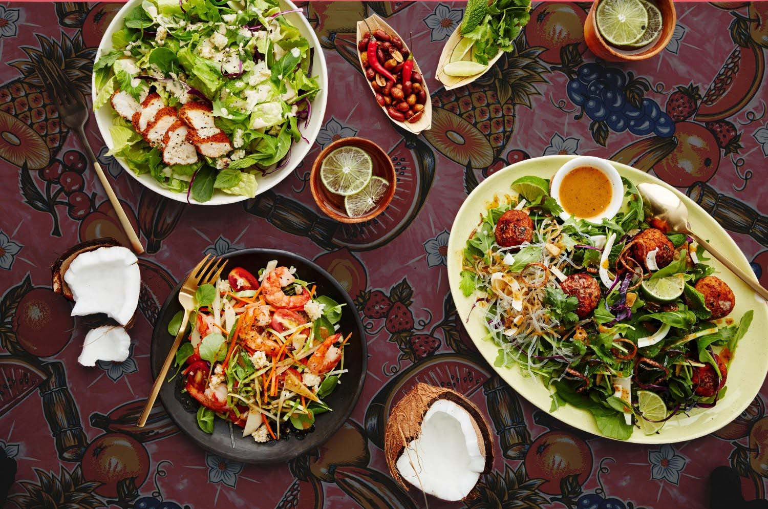 Chopt's Destination Thailand Salads