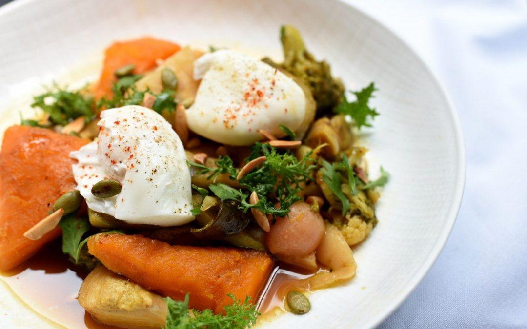 Healthy Options From 5 Of New York's Top Chefs