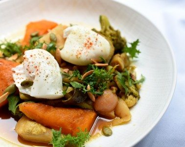Le Coq Rico's Vegetable Baeckaoffe