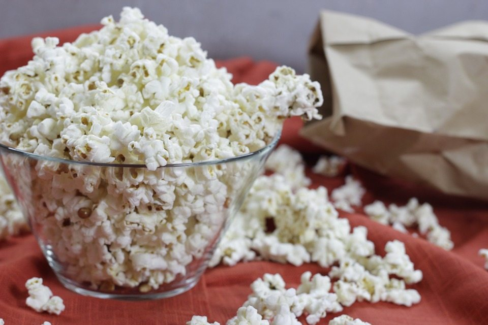 Jan. 19 is National Popcorn Day