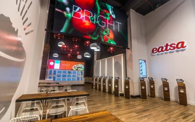 eatsa co-founder Scott Drummond on his healthy, fun & innovative restaurant