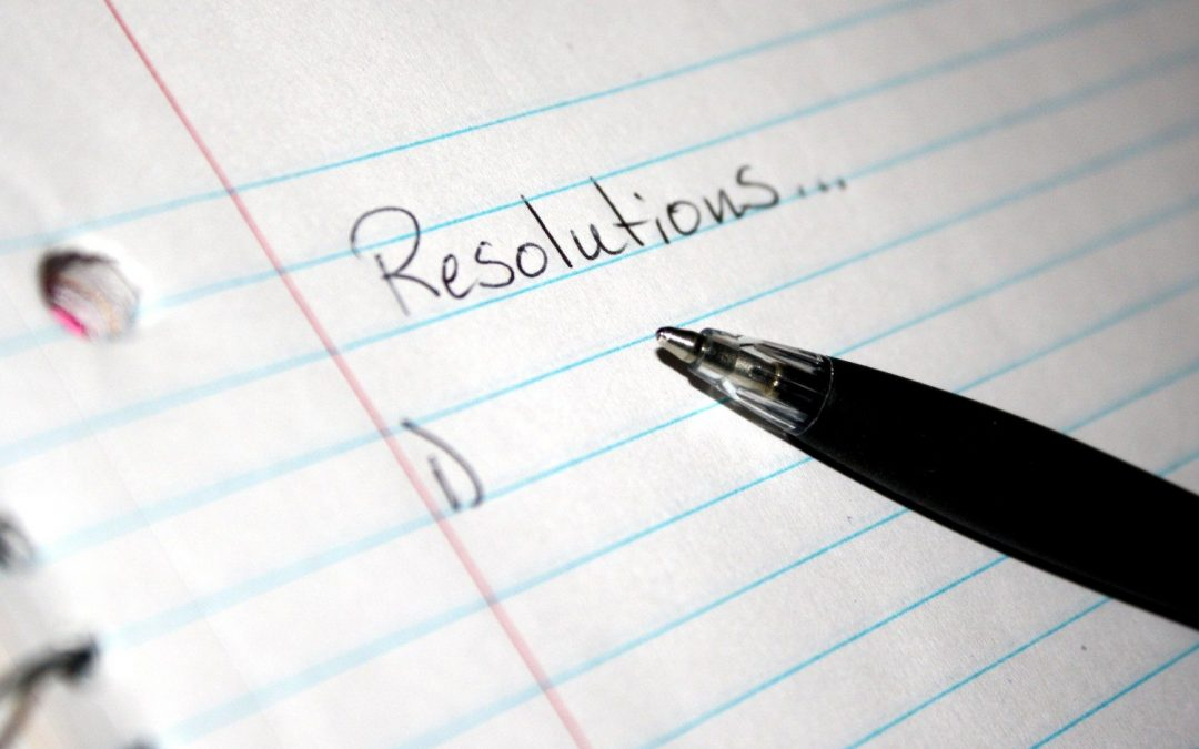 New Year's Resolutions from Downtown Magazine