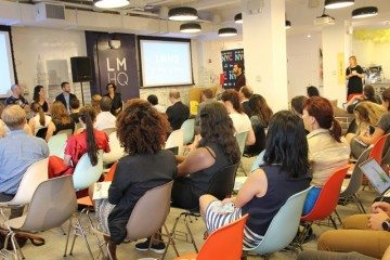 lmhq; space photo; selects;event space; full house