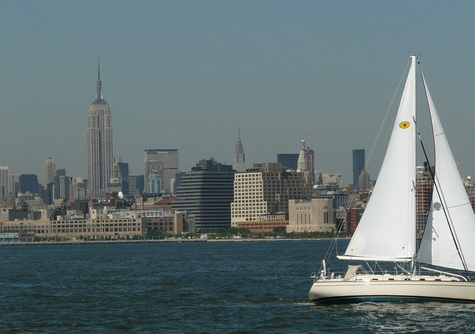 Waterfront Alliance Rallies for Clean Water and Open Harbors