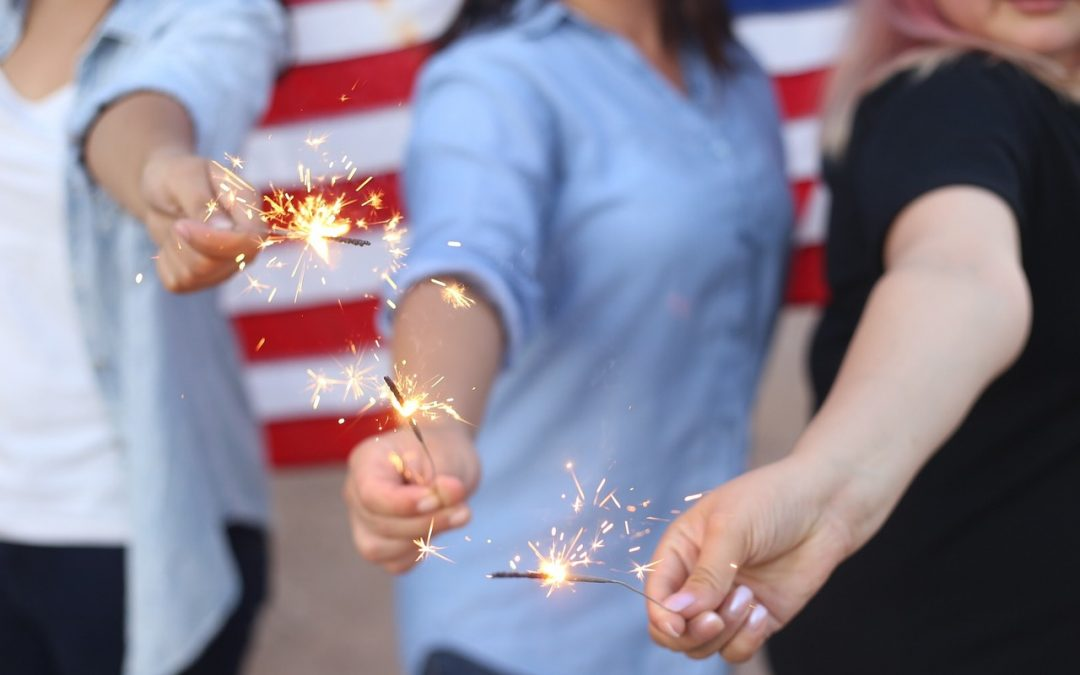 Trend Report Tuesday: Fourth of July Looks